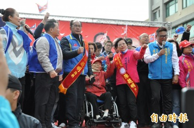 韓國瑜、陳超明聯合競總成立 地方藍營總動員