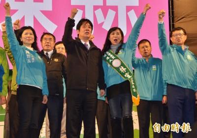 香港區選泛民大勝 賴清德:台灣這場選舉全世界都在看