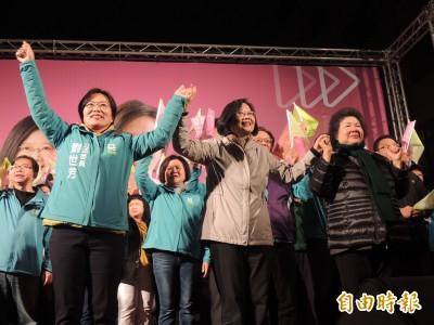 濁水溪以南最關鍵一席 蔡英文:劉世芳贏 高雄、台灣才會贏