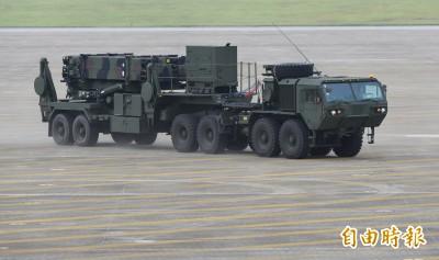 獨家》台美簽署15億愛國者飛彈技術支援合約 2022年6月前完成