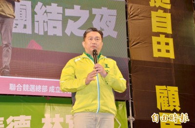 陳宜民道歉但聲稱女警沒表明身份 王定宇:還要說謊!