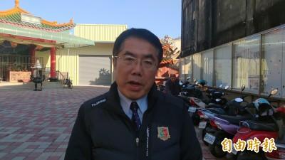 外交部「雙陳之亂」 黃偉哲:國民黨以為撿到槍 結果…踩到雷