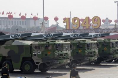 嚇阻中國軍事威脅  美學者建議戰術核武可機動前運台灣