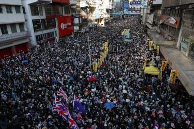 4個多月來首獲准 香港民陣「國際人權日」今遊行 (不斷更新)