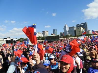 驚!韓國瑜新北造勢時隔3個月 韓粉人數少了75%