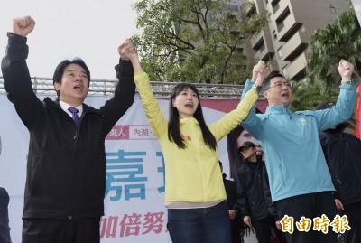 開鍘楊蕙如? 卓榮泰:台北市黨部將立即調查 伸張黨紀