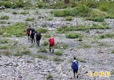 玉山山屋缺水恐至明年3月 玉管處:登山莫忘「水計畫」