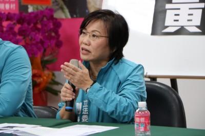 國民黨稱保六女警像「怪阿姨」 劉世芳要求吳敦義道歉