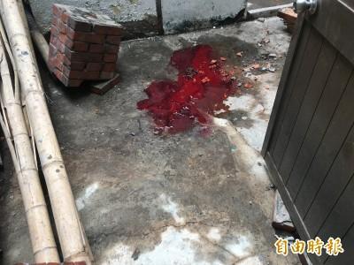 臨時工搬竹架遭磚柱砸死 工地負責人不在場判無罪