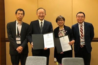 55萬美元支持包容經濟 APEC肯定台灣貢獻