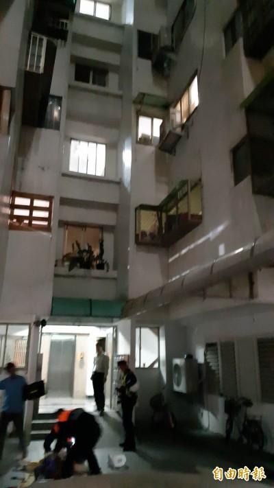 快訊》台東驚傳17歲少年墜樓 到院前無呼吸心跳