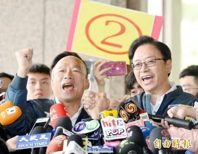 日學者籲慎防中共暗殺 韓國瑜:民調輸30%會有危險嗎
