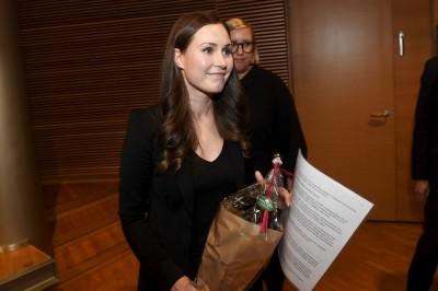 芬蘭史上最年輕! 34歲正妹交長接任新總理