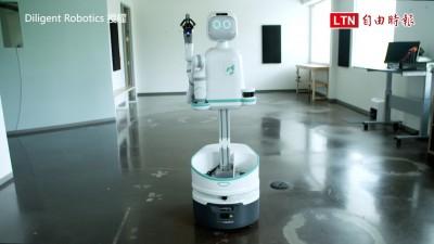 好幫手! 「AI機器人護士」獲時代雜誌評為2019百大發明