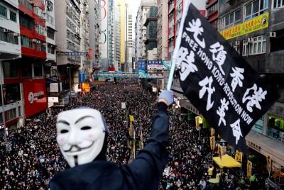 強碰習近平! 「香港抗爭者」入選《時代》風雲人物10強