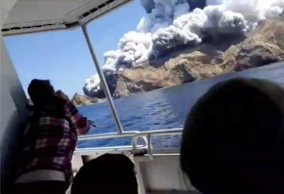 勇救紐西蘭火山燒傷遊客 他嚇傻:從沒見過這樣的水泡...