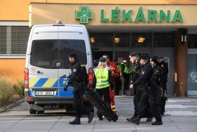 闖大學醫院殘殺6人 捷克42歲兇嫌被捕前自轟亡