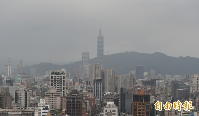 中國空污來了!明白天回溫前 清晨低溫恐剩10度