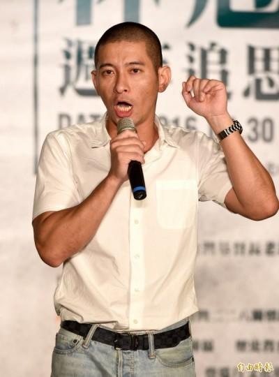 蔡正元公開砲轟謝震武 黃益中嘆韓家軍猶如「義和團」