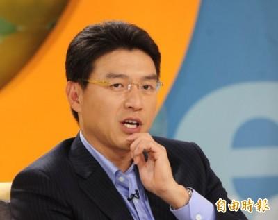 直球!遭蔡正元嗆抵制 謝震武節目問韓陣營:要杯葛我嗎?