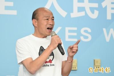 韓粉海軍上校P圖韓國瑜  名嘴還原過程讓劉寶傑傻眼
