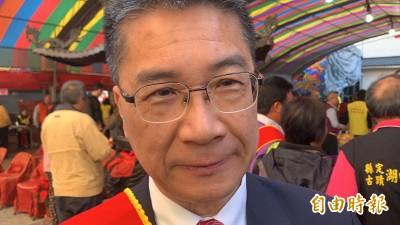 徐國勇稱港民來台有陸委會處理 鄭文燦:地方設小組與中央合作