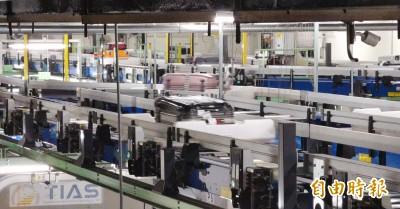 造價7.9億「行李軌道車」 桃機上線服務旅客