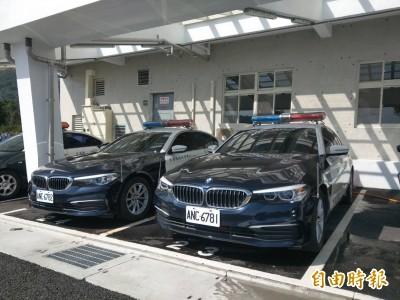 蘇花改通車日近了...警用BMW進駐蓄勢待發