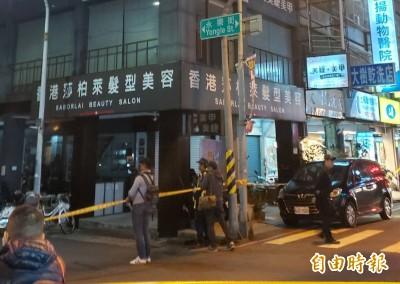 國民黨後壁黨部爆裂物嫌犯藏高雄 警匪對峙中