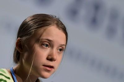 獲選《時代》風雲人物遭川普嘲諷 瑞典環保少女高EQ回擊