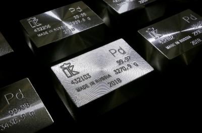 比黃金還貴!鈀金成為史上最高價貴金屬