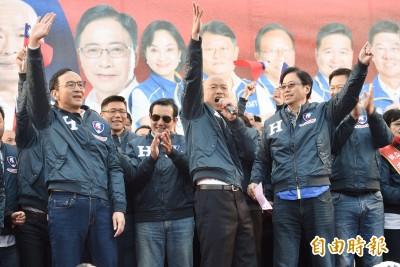 超狂!韓粉稱綠營包50遊覽車 動員30萬人去罷韓遊行