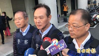 炸彈客套房傳查獲TATP 台南警長證實背包起出1.2公斤