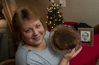 橫跨世紀的家族傳統 祖傳141年的水果蛋糕