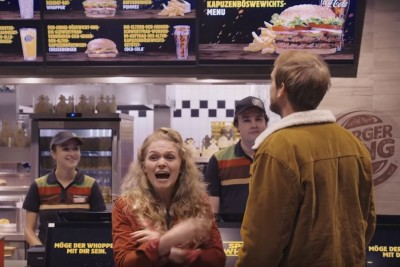星戰迷注意!德漢堡王推「劇透套餐」敢被爆雷就送華堡