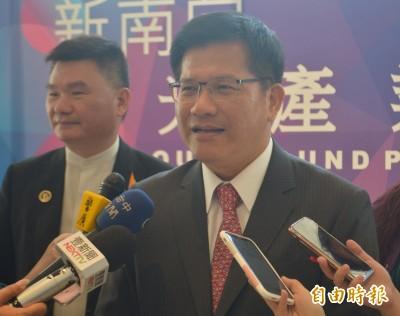 楊瓊瓔拖35天才辭官參選 林佳龍:樹立負面示範