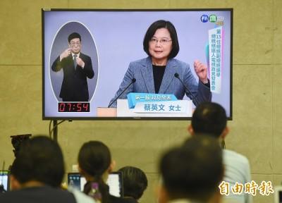 總統政見會》左接宋、右批韓 鄉民公認小英前兩輪獲勝