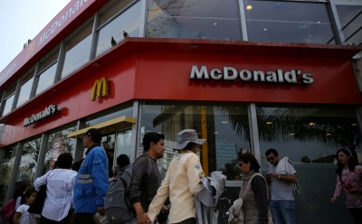 祕魯麥當勞2員工觸電身亡  全國分店關閉2天哀悼