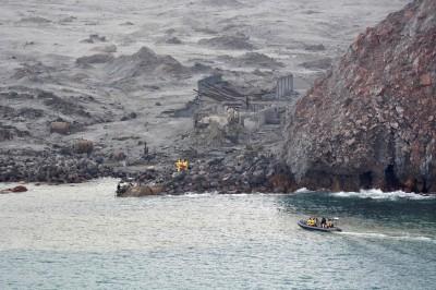 紐西蘭火山爆發仍有2罹難者失蹤 警嘆:遺體恐已石沉大海