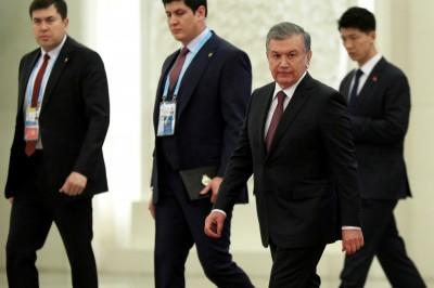 英《經濟學人》年度風雲國家 烏茲別克民主化獲頒榮銜