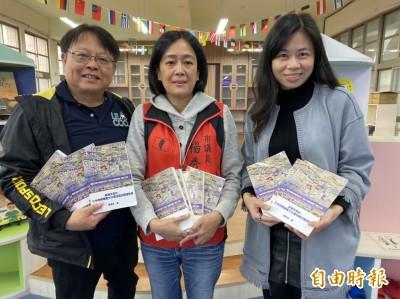 推廣海洋教育 議員捐書基隆學校分享喜「閱」