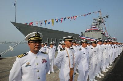 軍情動態》強化滲透作戰  海軍將打造18艘海陸突擊艇