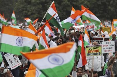 印度反公民法示威發酵 執政黨地方選舉吞敗仗