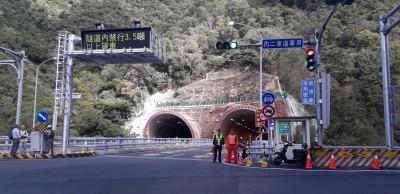 走南迴注意! 草埔隧道限速60公里