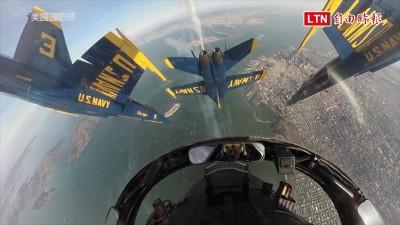 特技和悲劇只有一線之隔 飛行員視角看特技飛行超震撼!