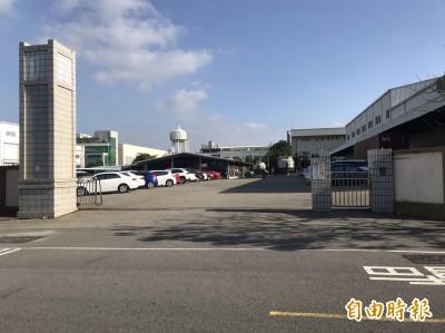 台中永信藥廠工安意外  3人清洗發酵槽摔落1失去生命跡象