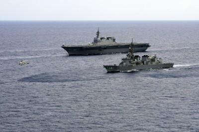 軍情動態》捍衛船隻安全 日本決定派遣海上自衛隊赴中東