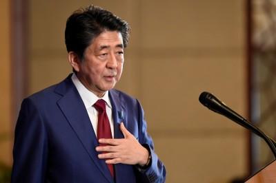 安倍談接班首提4人選 重申不再連任自民黨總裁
