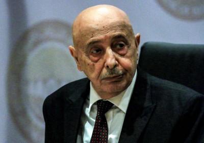 土耳其派軍利比亞 利比亞國民代表大會:干預內政