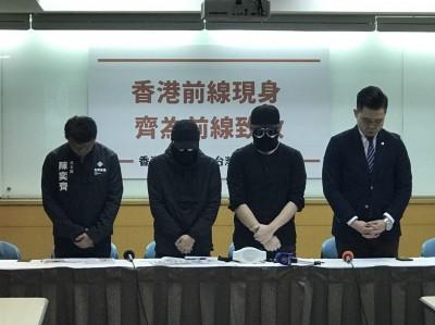 「看看我們的慘況」 香港記者籲台灣人:本著良心投票!